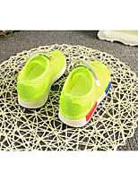 Men's Flats Spring / Fall Flats Rubber Outdoor Flat Heel Others Yellow Sneaker