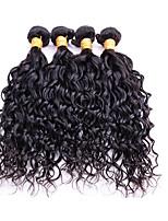 Brazilian Virgin Hair Curly Weave Human Hair 4Pcs/Lot Deep Curly Brazilian Hair 1b Brazilian Kinky Curly Virgin Hair