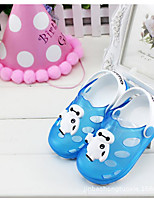 Unisex Sandals Summer / Fall PVC Casual Flat Heel Others Blue / Pink / Purple / Red / Dark Green Others