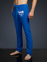 LOVEBANANA® Herren Aktiv Hose Blau-38014