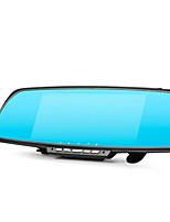 Завод-производитель комплектного оборудования 7 дюймов SQ TF карта Синий Автомобиль камера