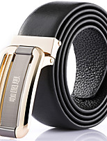 Katusi 2 New Mens Belt Fashion Business Casual Style Genuine Leather 3.4cm Width kts2-1