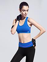 Sportif®®Yoga Hauts/Tops Respirable / Doux Extensible Vêtements de sport Yoga / Pilates Femme