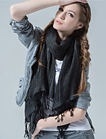 Alyzee  Women Wool Blend ScarfFashionable Jewelry-B5030