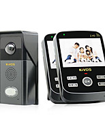 KDB303 KiVOS Wireless Video Doorbell Home Waterproof Doorbell Camera Phone Call