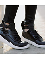 Women's Boots Spring / Fall Rubber Outdoor Low Heel Others White Others