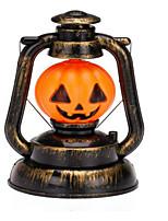 Lanterne d'Halloween la lueur jack-o '-lanterns bar en soirée articles de décoration fantôme lumière de nuit appelé motif est aléatoire