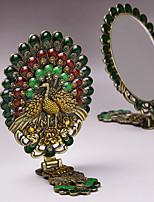 Зеркало для макияжа Античный Разноцветный,Высокое качество Зеркало