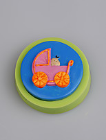 Baby carriage shape silicone mold fondant cake decorating