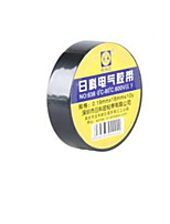 PVC Insulation Tape    Thickness 0.19MM * Wide 18MM * Length 10y     5 Reel Packaged for Sale
