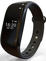NONE Smart Bracelet Смарт-браслетЗащита от влаги / Длительное время ожидания / Израсходовано калорий / Педометры / Регистрация