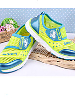 Unisex Sneakers Spring / Summer / Fall Tulle Athletic / Casual Flat Heel Others Blue / Pink / Dark Green
