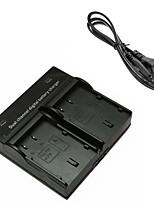 blf19 цифровая камера батареи двойное зарядное устройство для Panasonic DMW-blf19 Lumix DMC-GH3 gh4gk AG-GH4
