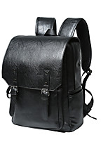 Men PU Sports / Casual Backpack