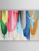 Abstract Oil Painting Hand Painted Canvas Painting with Stretched Framed Ready to Hang