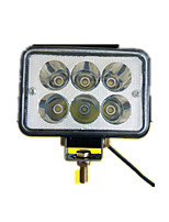 The LED Headlight Car Headlamps The Electric Tricycle Headlights Off-Road Light