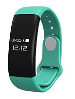 HFQ Bluetooth Смарт-браслетЗащита от влаги / Длительное время ожидания / Израсходовано калорий / Педометры / Медобеспечение / Спорт /