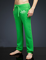 LOVEBANANA Men's Active Pants Green-34018
