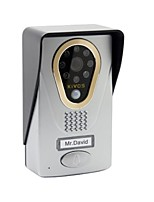 Automatic  Camera  WIFI  4G  Connection Remote Control Unlock Waterproof  Anti-Theft Visual Doorbell