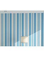 Rayure Fond d'écran pour la maison Contemporain Revêtement , Intissé Matériel adhésif requis fond d'écran , Chambre Wallcovering