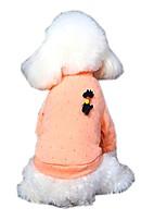 Gatti / Cani Costumi / Maglioni / T-shirt / Maglietta-Inverno / Primavera/Autunno-Capodanno / Tenere al caldo / Di tendenza / Casual /