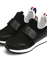 Boy's Sneakers Spring / Summer / Fall / Winter Comfort / Round Toe Tulle Athletic Flat Heel Others / Hook