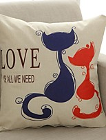 1PC Household Articles Back Cushion Novelty Cottony Originality Fashionable Single Pillow Case