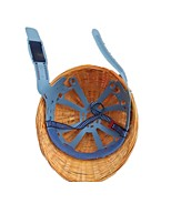 casque bouchon clip en acier de bambou