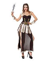 Costumes Déguisements thème film & TV Halloween Noir Mosaïque Térylène Robe / Plus d'accessoires
