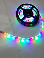 1M Led String Lights 120Led Holiday Decoration Lamp Festival Christmas Outdoor Lighting Flexible Car LED Light Strips