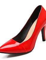 Mujer-Tacón Stiletto-Tacones / Confort / Innovador / Pump Básico / Puntiagudos-Tacones-Boda / Oficina y Trabajo / Vestido / Casual /