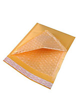 Four 300Mm * 380Mm Kraft Bubble Envelopes Per Pack