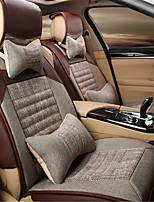 Flax Car Cushion Pad Four Full Surround Car Seat