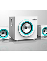monde de la musique multimédia M333 haut-parleur 2.1 pc haut-parleur haut-parleur actif bois sons graves