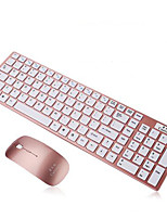 Sem Fio Bluetooth Teclado & MouseForWindows 2000/XP/Vista/7/Mac OS / Android OS / iOS / iPad 4