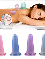 Silicone Massage Vacuum Body and Facial No.4 Cup Anti Cellulite Cupping 15mm*50mm1PCS