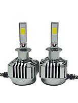 2pcs белый цвет свет 6000К высокого качества дневного света h1 h3