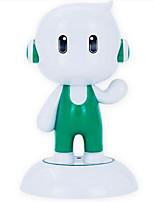маленькая кукла о коробке ноутбук мобильный подарок мини автомобильный динамик