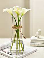 1PC Original Home Furnishing Office Counter Modernism Glass Vase Decorations