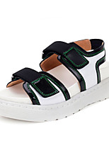 Women's Sandals Summer Sandals / Open Toe PU Casual Platform Others Black / Red Others