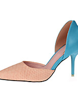 Women's Sandals Spring / Summer / Fall Heels / Sandals / Pointed Toe PU Party & Evening / Dress / Casual Stiletto Heel