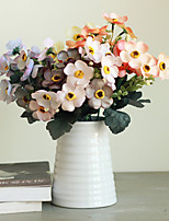 Hi-Q 1Pc Decorative Flower Primrose Wedding Home Table Decoration Artificial Flowers