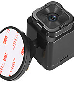 Usine OEM Aucun écran (sortie par APP) Allwinner Carte TF Noir Voiture Caméra