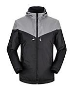 KOSHBIKE/KORAMAN® Cycling Jacket Men's Long SleeveWaterproof / Thermal / Warm / Windproof / Rain-Proof / Reflective Trim/Fluorescence /