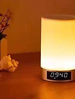 A New Intelligent Bluetooth Speakers Lamp Colorful Lights Touch Lamp Speakers