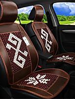 Sommer Holz Perlenkissen monocar monolithischen kalt Pad Autositz mahjong Matte Bambus van LKW Kissen