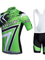 Sport Fahhrad/RadsportBib - Shorts/Kurze radhose MIT Trägern / Trikot + Latzhosen/Radtrikot+Kurze Radhose Mit Trägern / Sweatshirt /