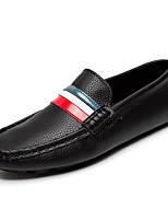Men's Flats l Comfort / Round Toe / Closed Toe / Flats Casual Flat Heel Others Black / Blue / White