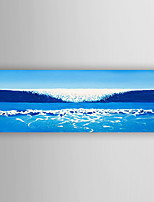 Abstract Landscape Oil Painting  Hand Painted Canvas Painting with Stretched Framed Ready to Hang