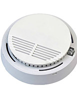 Smoke Detector with 9V Battery And 433MHZ Emission Frequency And 360 Degrees Detection Angle